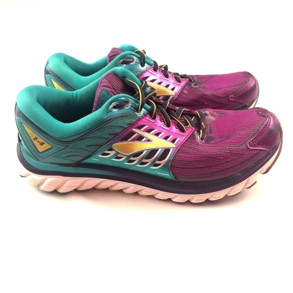 1461c6a7ab0e1 Brooks Shoes - Brooks Glycerin 14 Running Shoes Green Size 9.5